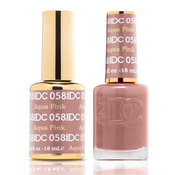 DND DC #058 - Aqua Pink