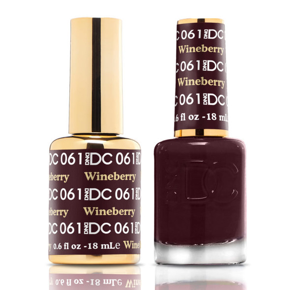DND DC #061 - Wine Berry