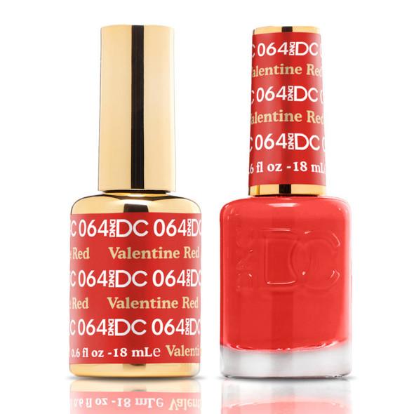 DND DC #064 - Valentine Red
