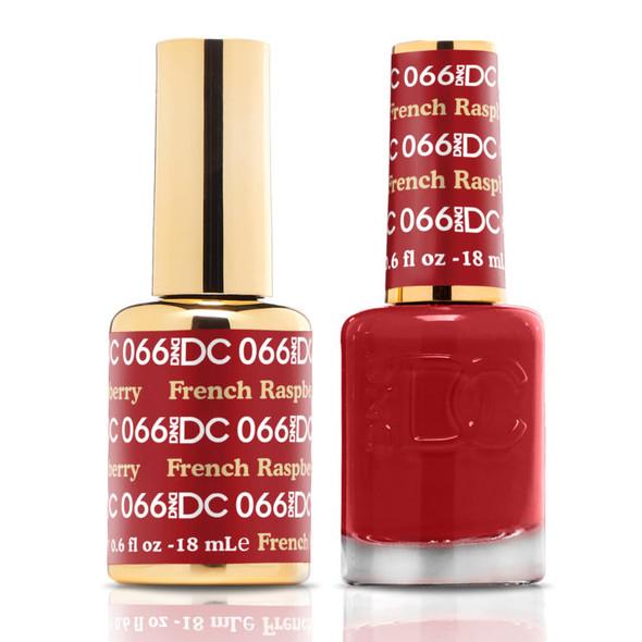 DND DC #066 - French Raspberry
