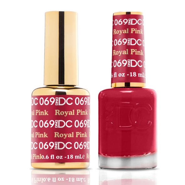 DND DC #069 - Royal Pink