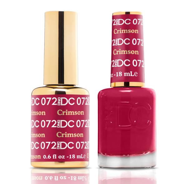DND DC #072 - Crimson