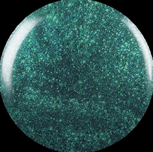 CND Shellac - Emerald Lights