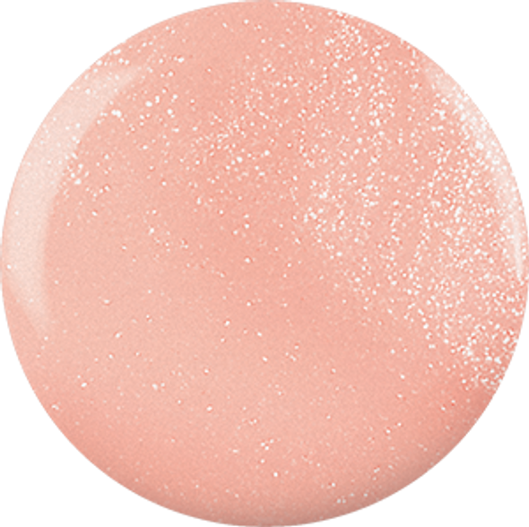 CND Shellac - Grapefruit Sparkle