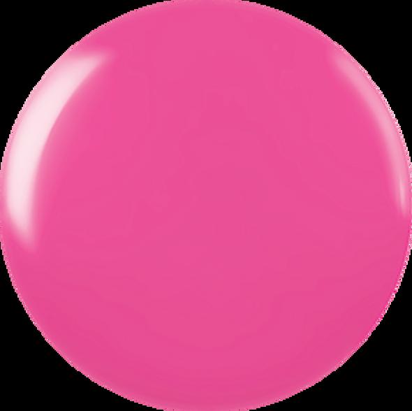 CND Shellac - Hot Pop Pink