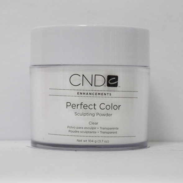 CND Perfect Color (3.7oz) - Clear