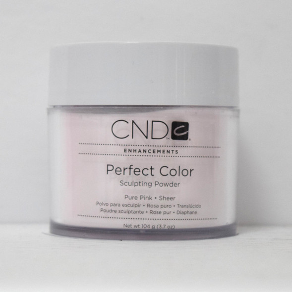 CND Perfect Color (3.7oz) - Pure Pink