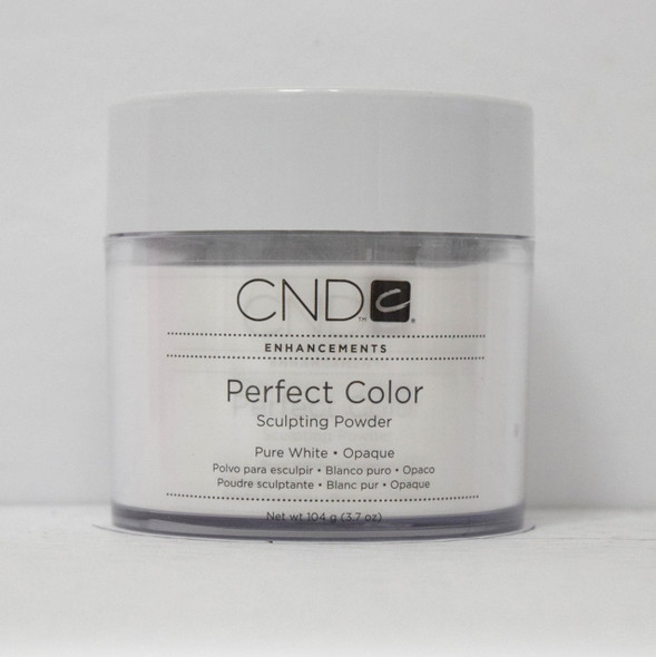 CND Perfect Color (3.7oz) - Pure White