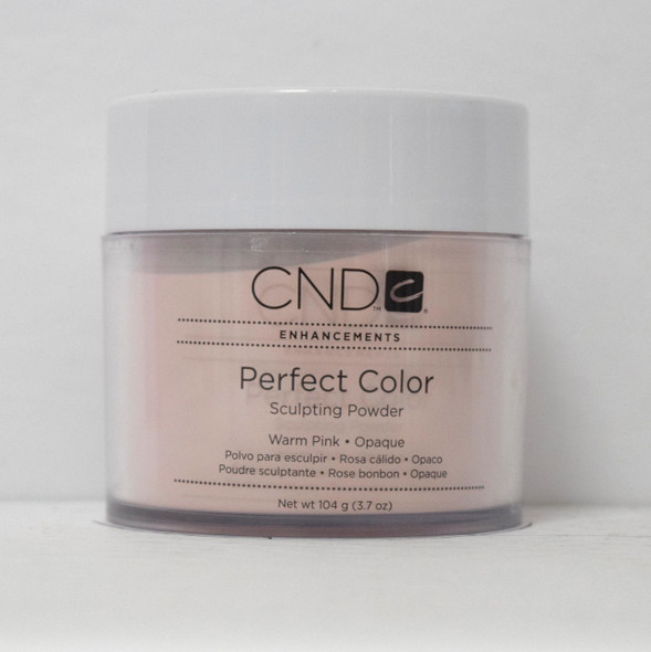 CND Perfect Color (3.7oz) - Warm Pink