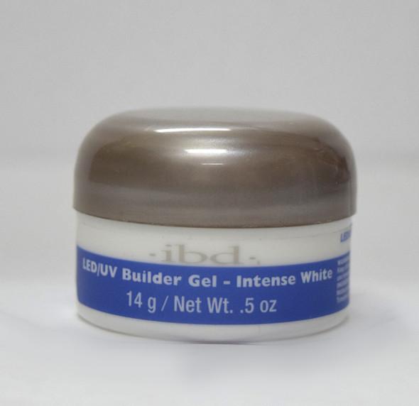 IBD Builder Gel - Intense White (0.5oz)