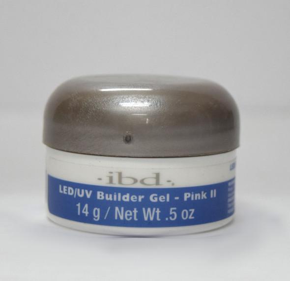 IBD Builder Gel - Pink II (0.5oz)
