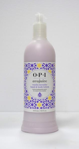 Avojuice - Vanilla Lavender (20oz)