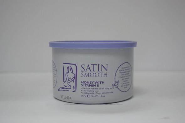 Satin Smooth - Honey w/ Vitamin E