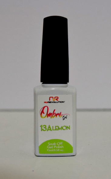 NuRevolution Ombre Gel - 13A Lemon