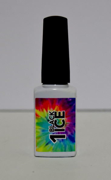 NuRevolution Tie Dye Gel - 1 Black Ice