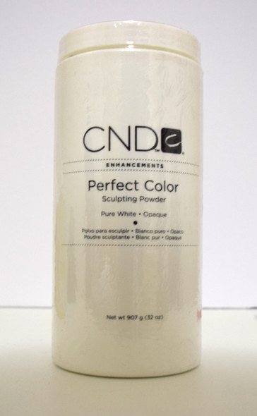 CND Perfect Color (32oz) - Pure White