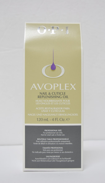 Avoplex Nail & Cuticle Replenishing Oil (4oz)