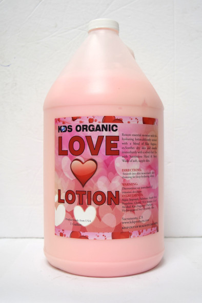 KDS Love Lotion (Gal.)