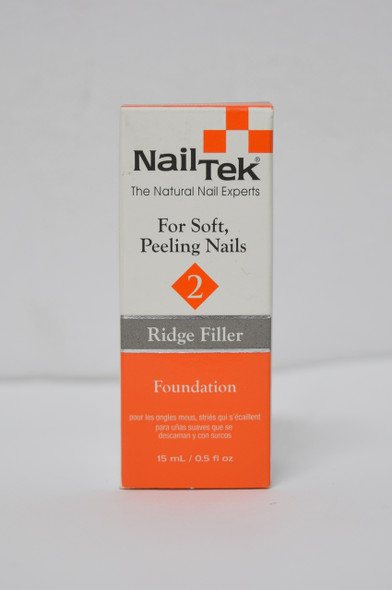 Nail Tek 2 - Ridge Filler (0.5oz)