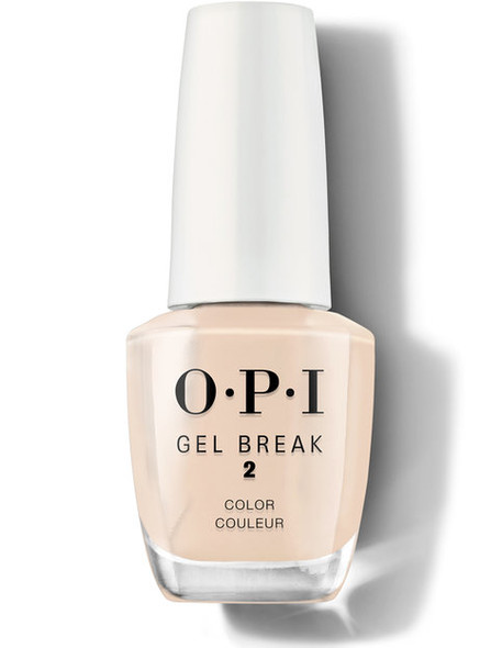 OPI Gel Break 2 - Barely Beige
