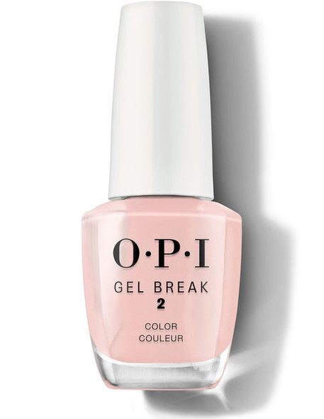 OPI Gel Break 2 - Properly Pink