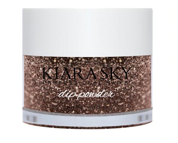 KS Dip Powder (1oz) - D467 - Chocolate Glaze