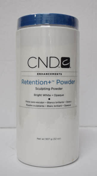 CND Retention+ (32oz) - Bright White