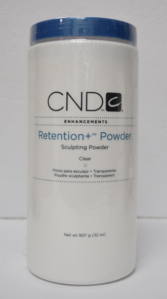 CND Retention+ (32oz) - Clear