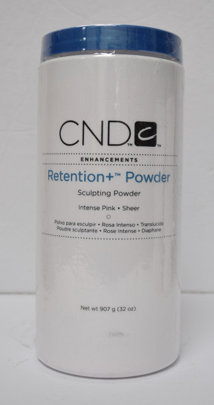 CND Retention+ (32oz) - Intense Pink