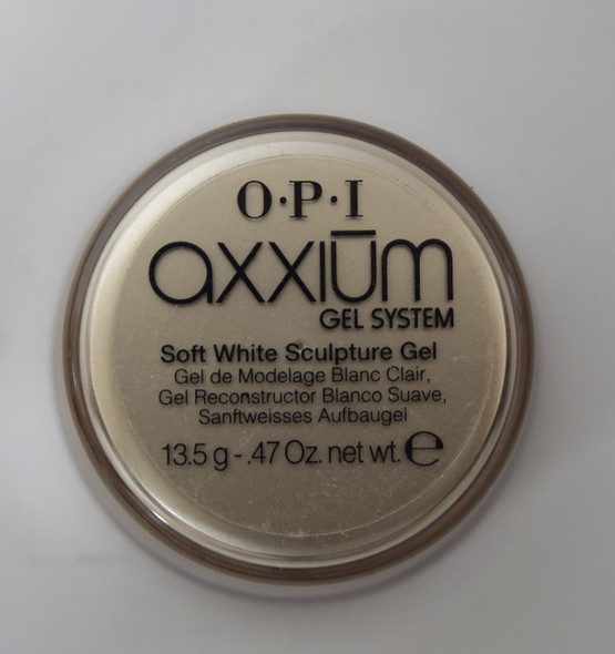 Axxium Gel System - Soft White