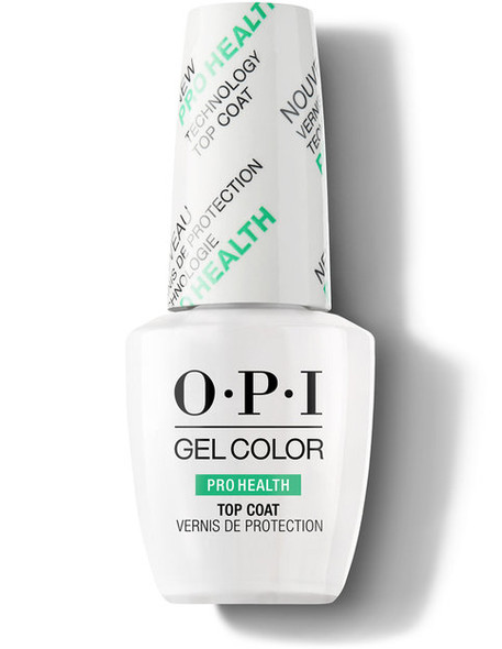 OPI GelColor - Pro Health Top Coat