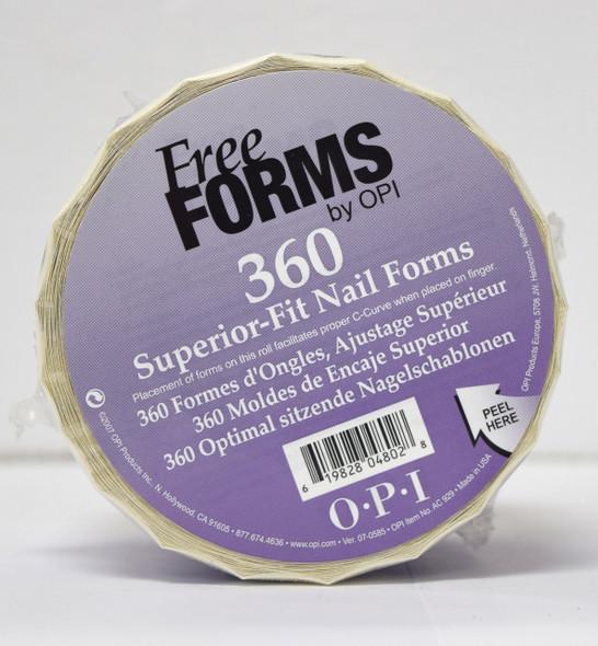OPI Nail Forms - 360ct