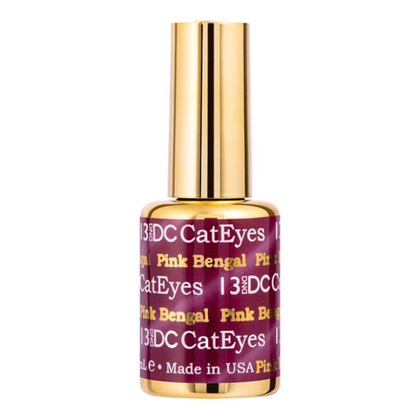 DND DC Cat Eye - CE13 - Pink Bengal