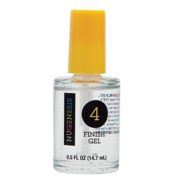 Nugenesis Dip Liquid #4 - Finish Gel/Top