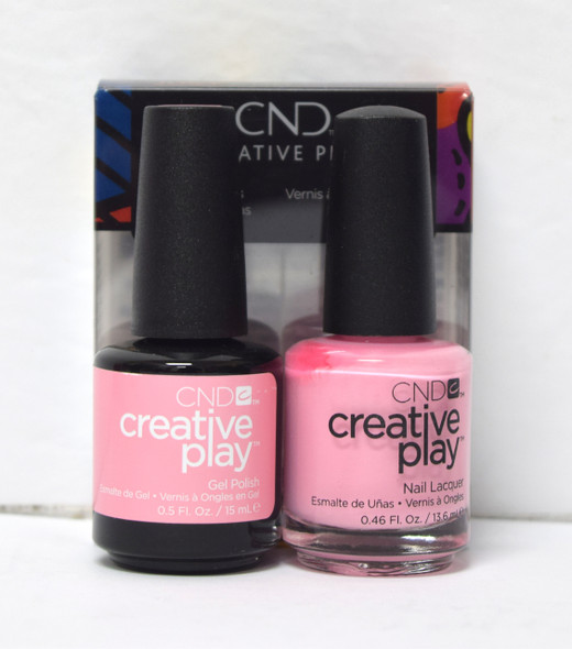 CND Creative Play Gel Set - #403 - Bubba Glam