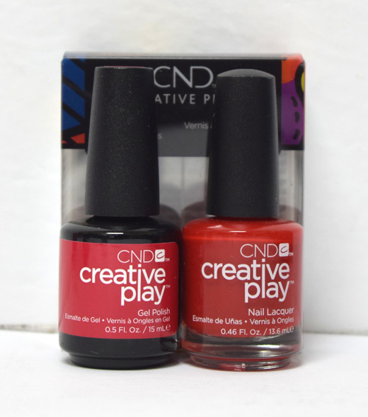 CND Creative Play Gel Set - #413 - On a Dare