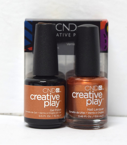 CND Creative Play Gel Set - #420 - Lost in Spice