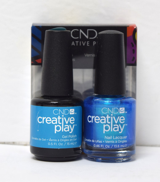CND Creative Play Gel Set - #439 - Ship-Notized