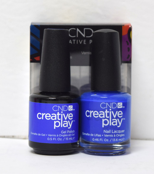 CND Creative Play Gel Set - #440 - Royalista