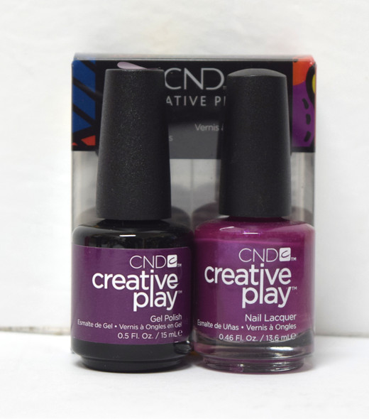 CND Creative Play Gel Set - #444 - Raisin' Eyebrows