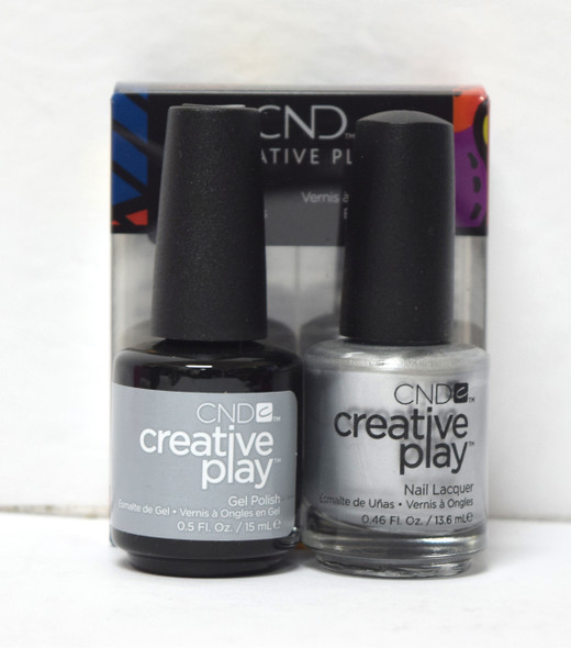 CND Creative Play Gel Set - #446 - Polish My Act