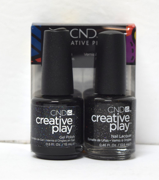 CND Creative Play Gel Set - #450 - Nocturne It Up
