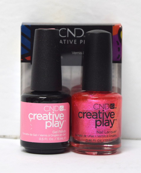 CND Creative Play Gel Set - #473 - Lmao!