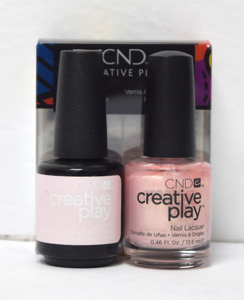 CND Creative Play Gel Set - #477 - Tutu Be or Not to Be