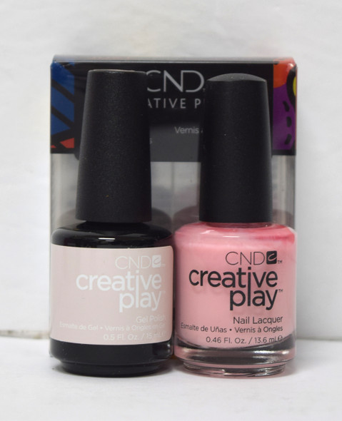 CND Creative Play Gel Set - #491 - Candy Cade
