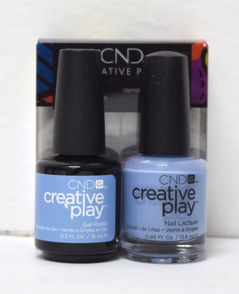 CND Creative Play Gel Set - #504 - Skymazing