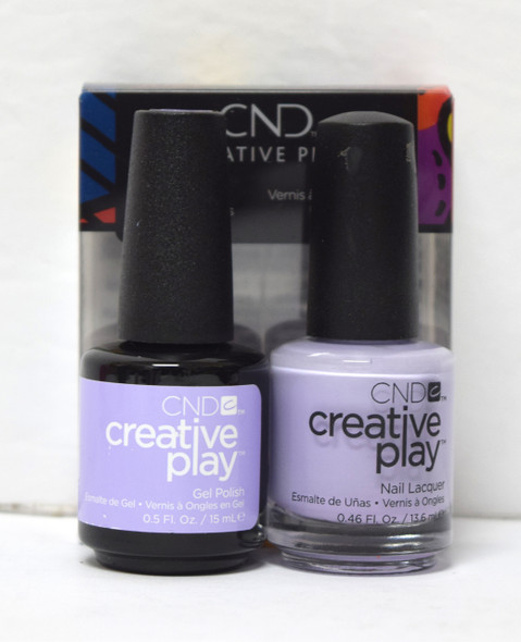CND Creative Play Gel Set - #505 - Barefoot Bash