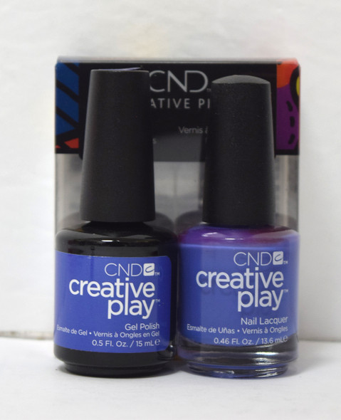 CND Creative Play Gel Set - #506 - Party Royalty