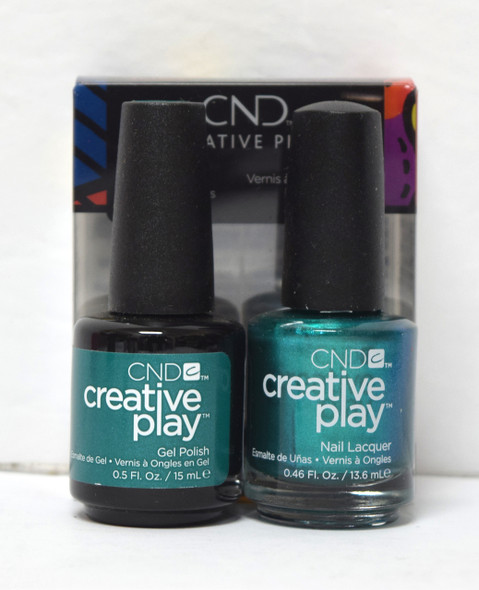 CND Creative Play Gel Set - #515 - Pepped Up