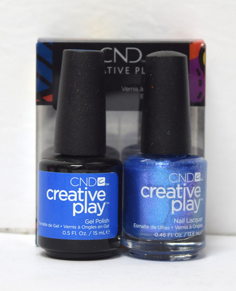 CND Creative Play Gel Set - #516 - All In